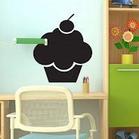 cheap kids chalkboard room decor