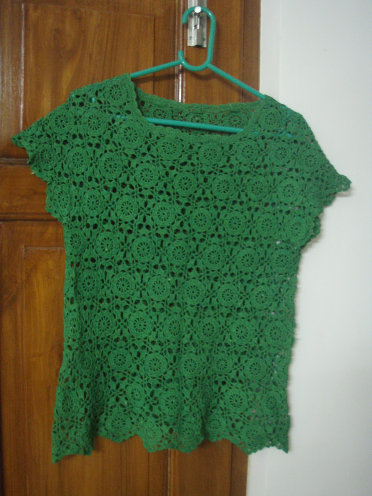 Free Crochet Patterns Tops : Free Crochet Blouses Patterns ~ Free Crochet Patterns