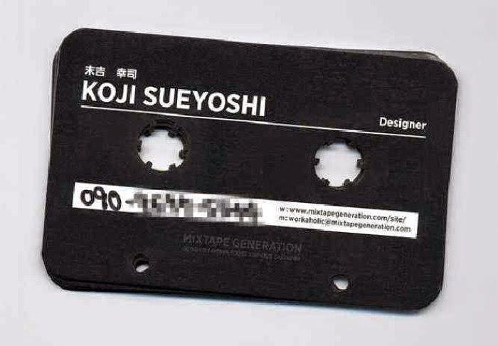 Креативные визитные карточки
