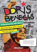 """Presentación libro """"Doris  Benegas luchadora del Pueblo"""