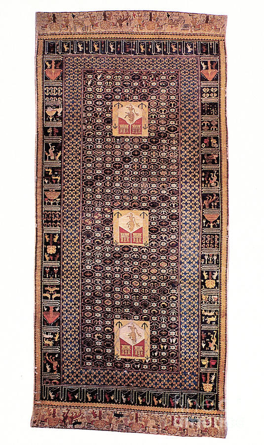 Spanish Rugs When Spain Was Part Of The Islamic World