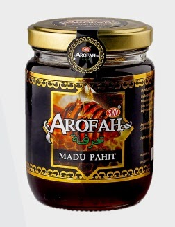 Madu Pahit Herbal Arofah