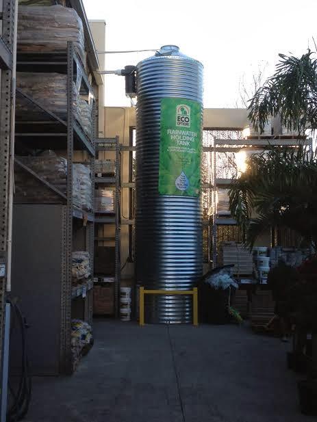 Nuevochoco tanque para recoger agua lluvia - Recoger agua de lluvia ...