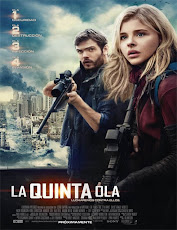 pelicula La Quinta Ola (2016)