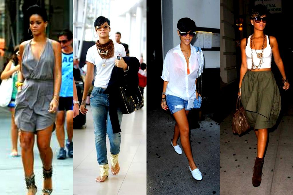 Beautydefinitions Fashion Style Inspiration 2 Rihanna