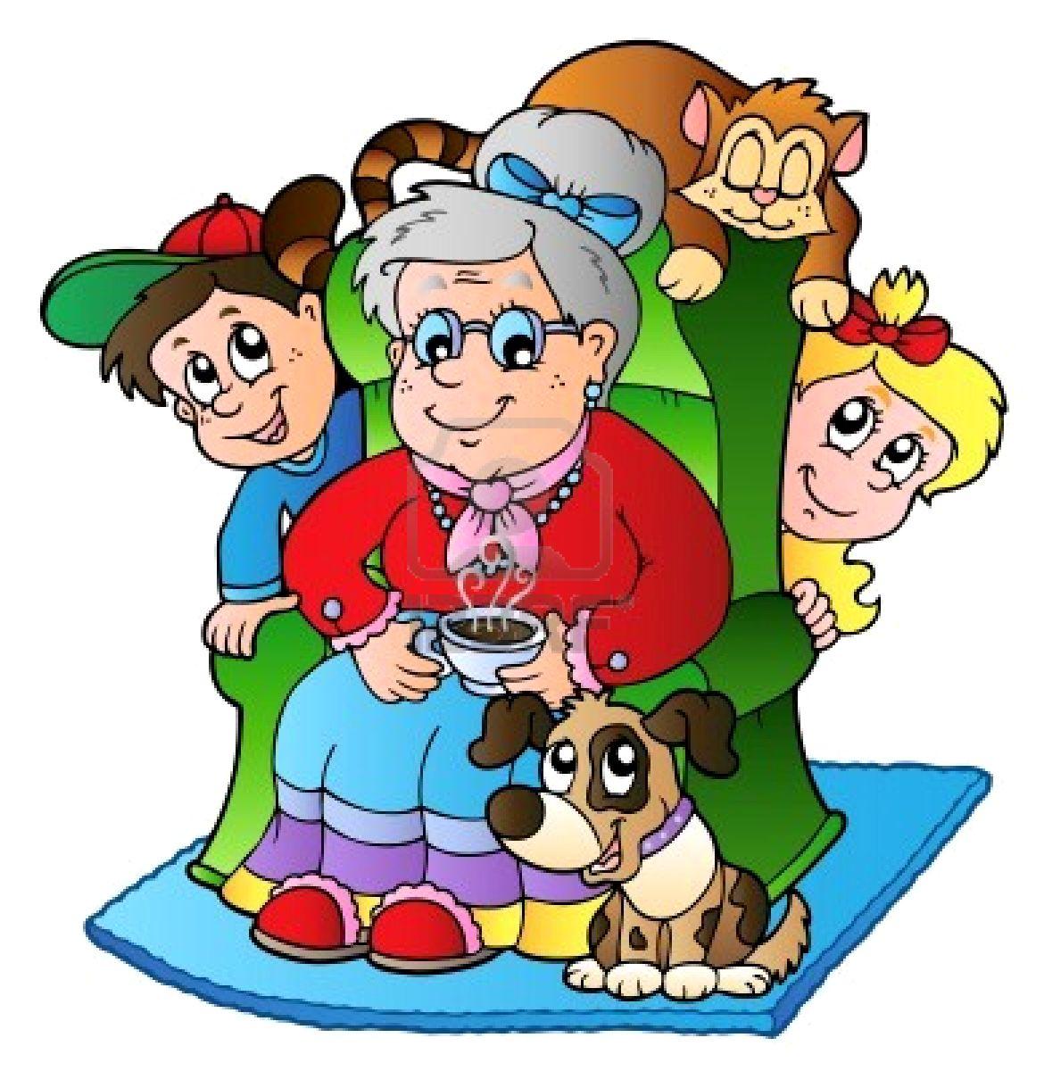 imagenes animadas ancianos: