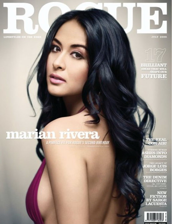 Accept. Marian rivera fhm cover really