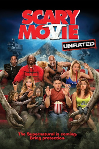 Scary Movie 5 Unrated DVDRip Español Latino