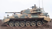 Tanque Argentino Mediano (TAM) MBT