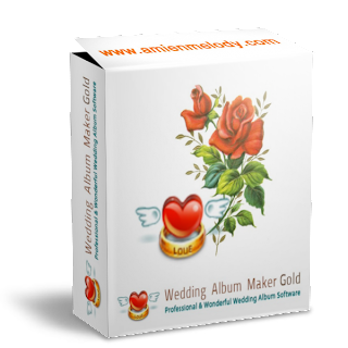 Wedding Album Maker Gold v3.52 Full + Serial