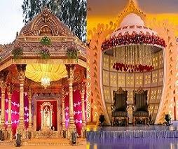 Art Director Chinna Wedding Set Designs