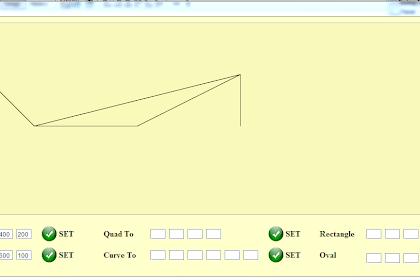 Geometrics Maker, Program Penggambar Dasar Geometris Dengan Java