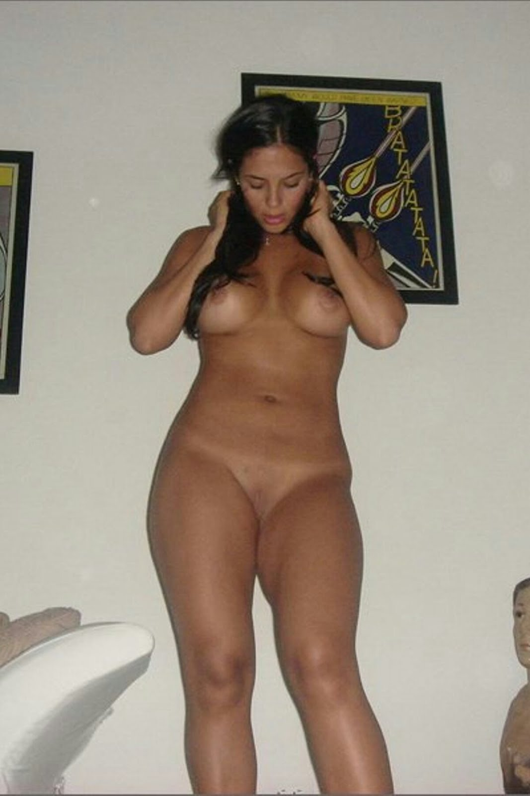 hot slutty nude women