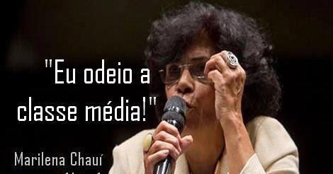 Radicalizei: virei a dona Marilena Chauí de bermuda