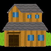 木造住宅のイラスト