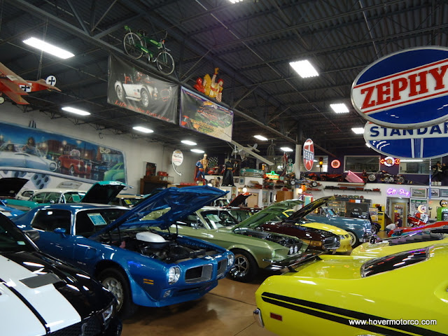 Hover Motor Company Life In The Fast Lane A Look Inside Fast