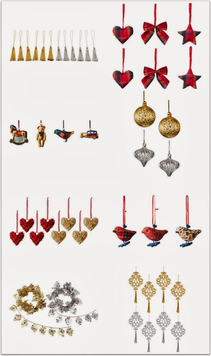 Figuras para arbol de navidad figuras para arbol de for Figuras de navidad para decorar