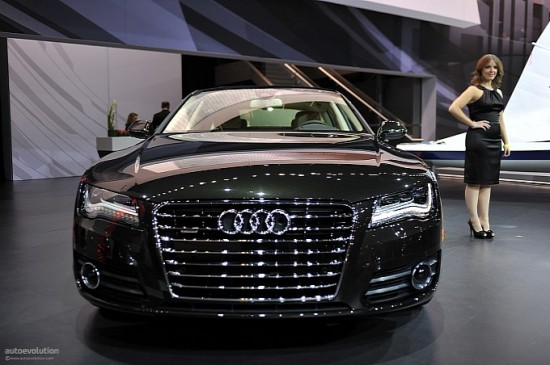 New Audi Cars 2012 Model Pictures