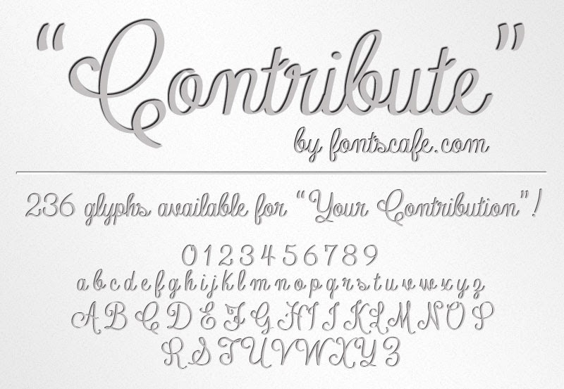 Handwriting Script Fonts