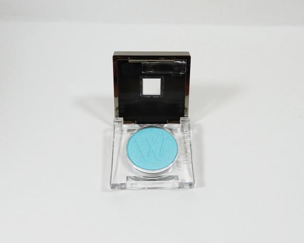 Lise Watier Solo Eyeshadow Bleu Curacao