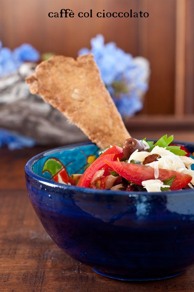 Threef e insalata estiva di baccal for Cucinare definizione