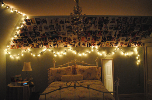 Bedroom decorating ideas for christmas lights room decorating ideas - Honey And Baddie That Pretty Wall