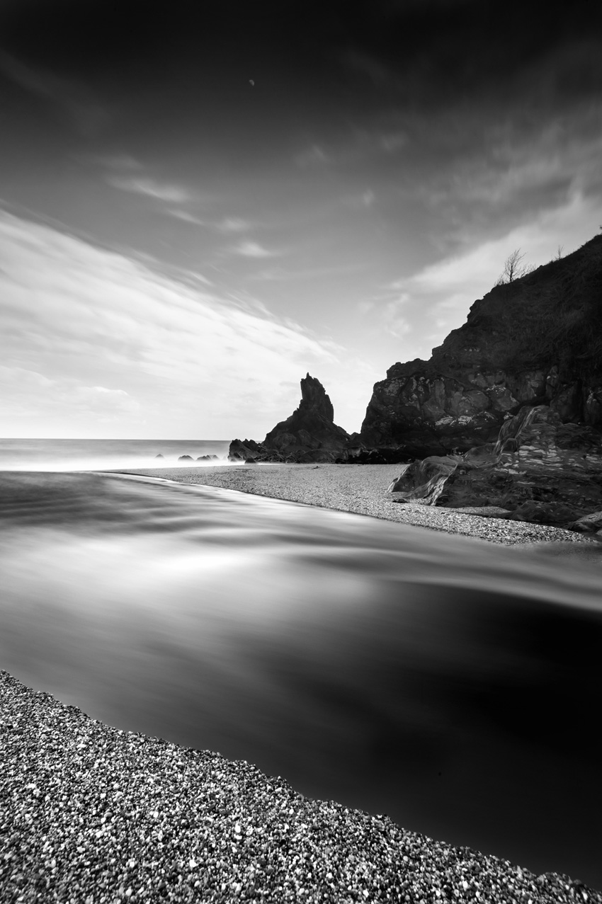 Craig Howarth Fine Art Landscape Photographer Blackpool Sands