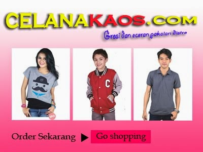 Toko online pakaian