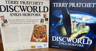 The box artwork for Discworld: Ankh-Morpork
