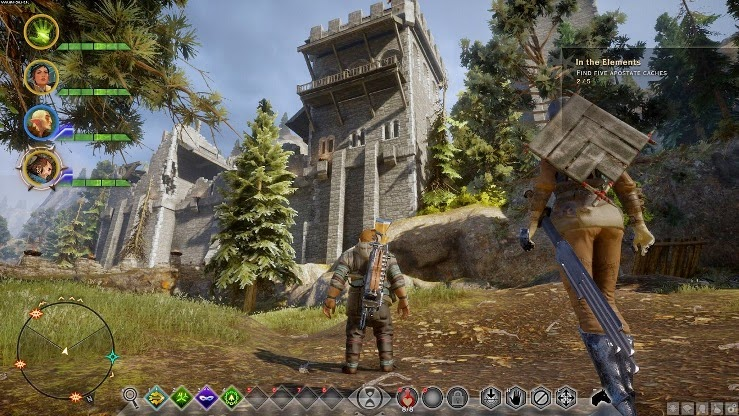 Free Download Dragon Age: Inquisition PC Games Full Version