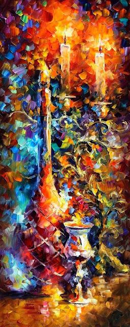 flores-de-cuadros-pintados-con-espatula
