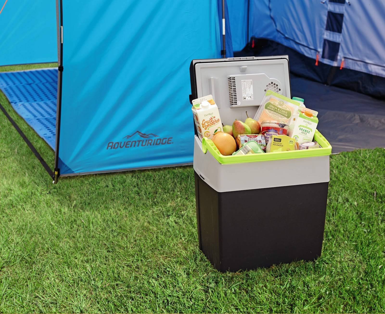 Aldi electric cool box £39.99 & Me and my shadow: Camping deals with Aldi