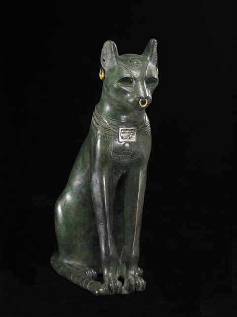 Gayer-Anderson Cat, © The Trustees of the British Museum