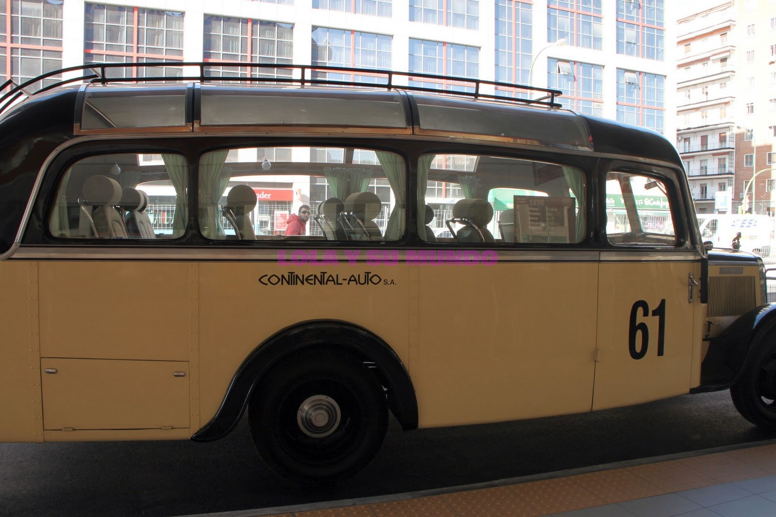 1000+ images about Autobuses antiguos on Pinterest