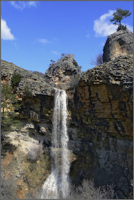 Cascada en Arroyo Del Barranco Del Molinillo (Rincón De La Primavera, Las Majadas)