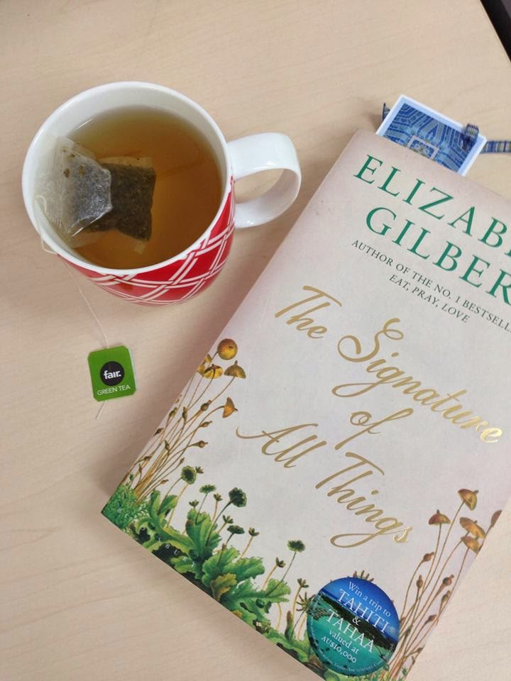 Review: The Signature of All Things by Elizabeth Gilbert