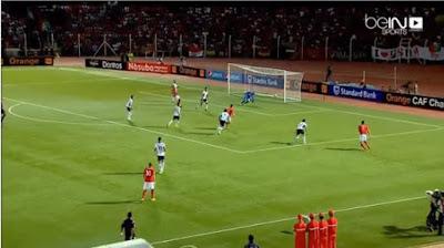 اهداف مبارة وفاق سطيف 1 - 2 اتحاد الجزائرفى دوري أبطال أفريقيا 2015