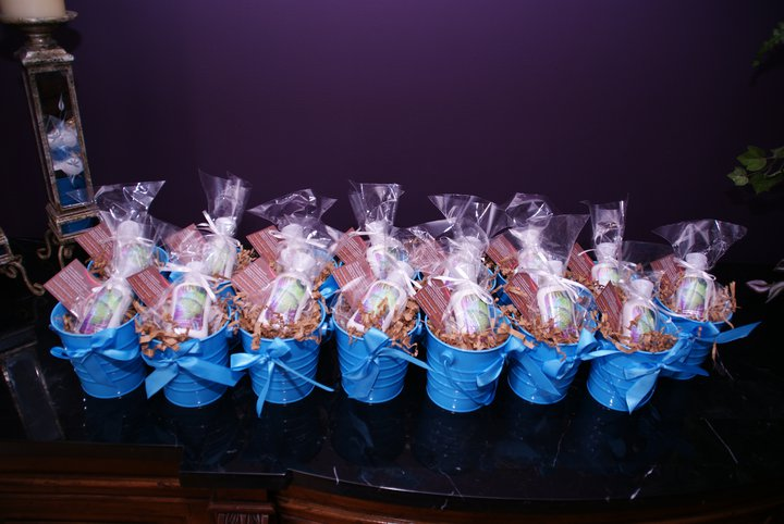 the sweetest thing events chocolate  blue baby shower part, Baby shower