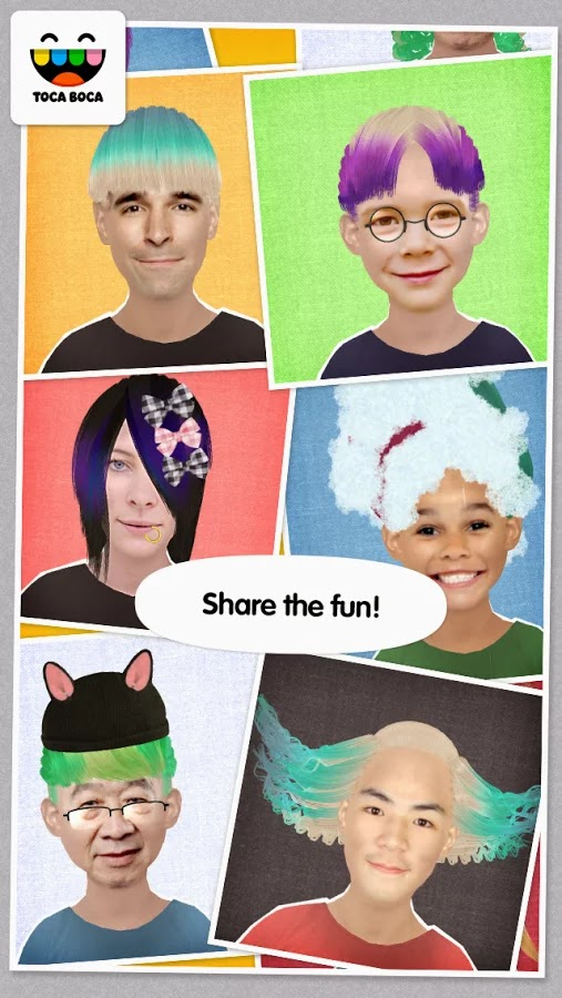 Toca Hair Salon Me v1.0