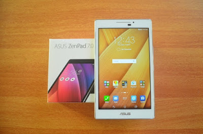 Spesifikasi Tablet Asus Zenpad 7 In