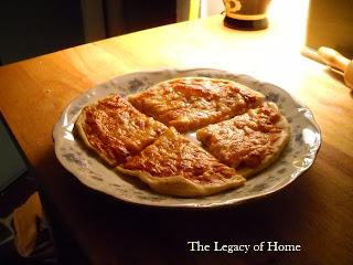 cooked+frozen+pizza Homemade Frozen Pizzas