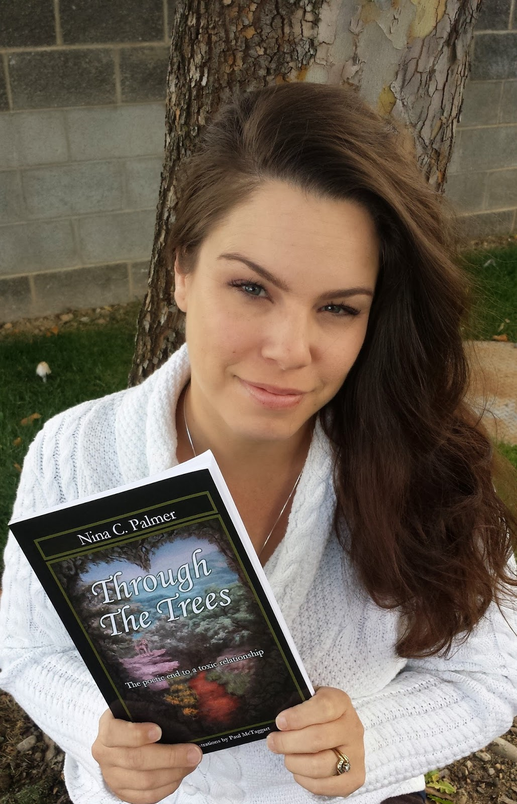 Nina C. Palmer, Through the Trees, Poetry