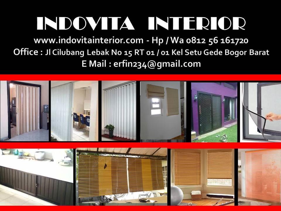 INDOVITA 081256161720 -Bogor-Jakarta-Tangerang-Bekasi-Depok-Banten-Cikarang,Pintu Lipat-Kasa Nyamuk