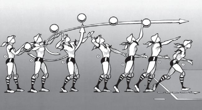 Pengertian Bola Voli Teknik Dasar Aturan Permainan Praktik Bermain