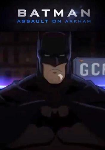 Batman Ataque a Arkham DVDRip Latino