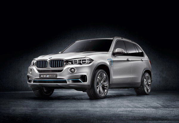 2014 BMW Concept X5 EDrive Review