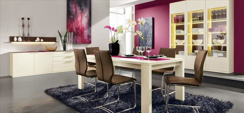 Modern Dining Room Design Ideas