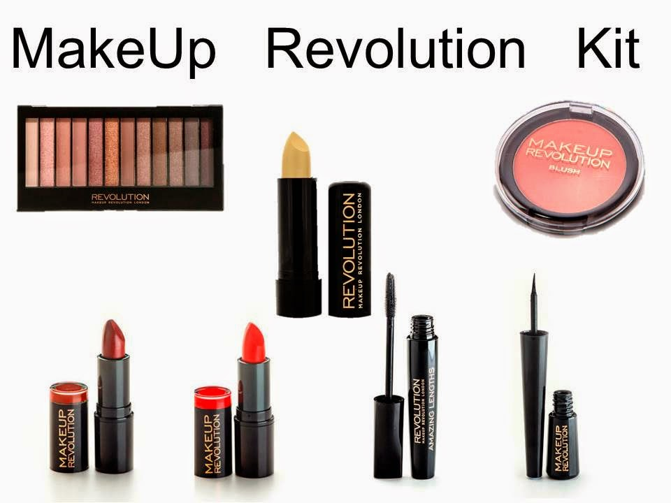 Revolution MakeUp Kit