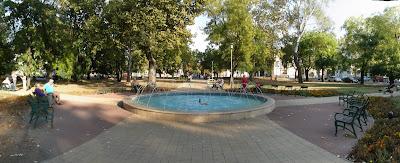 XIII. kerület, Angyalföld, Budapest, lakótelep, Béke út, Gyermek tér