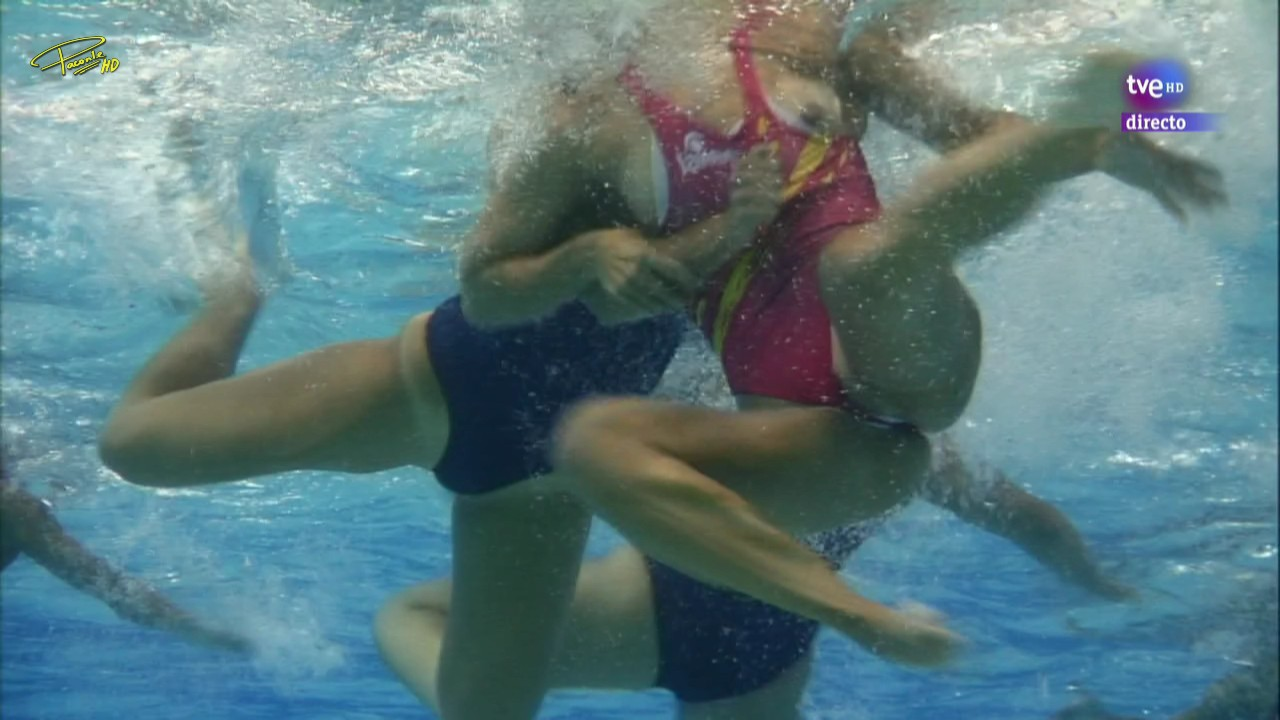 Think, that Water polo girls pussy thanks for